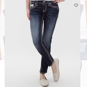 Rock Revival Jasna Skinny Ankle Jeans